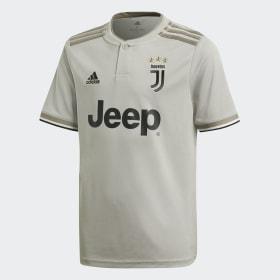 adidas - Juventus Away Jersey Sesame / Clay CF3506
