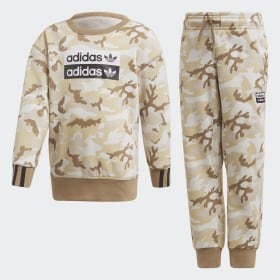 camouflage pullover kinder adidas
