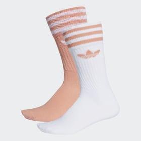 Ponožky Solid Crew – 2 páry ... 40ba8a5d5f