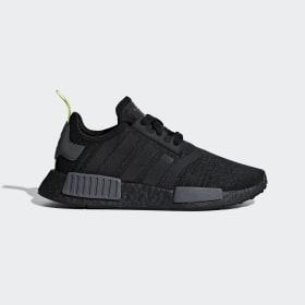 bf3f03677 Black NMD R1 Shoes. Free Shipping   Returns. adidas.com