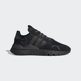 adidas - Zapatilla Nite Jogger Core Black / Carbon / Grey Five BD7954
