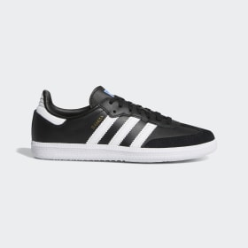 adidas - Samba OG Shoes Core Black / Cloud White / Cloud White B37294