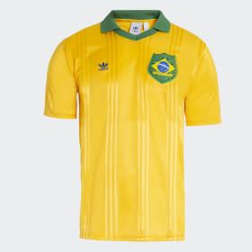 299b35dd73 Camisa Brasil Fan Tee ...
