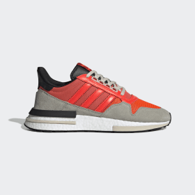 adidas - Zapatilla ZX 500 RM Solar Red / Core Black / Cloud White DB2739