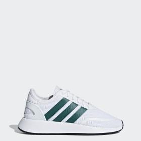 schoenen met een n
