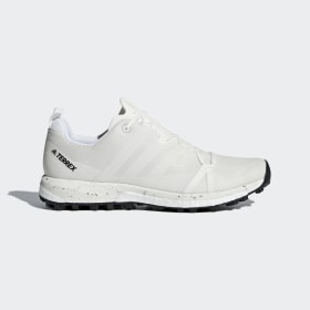 adidas - TERREX Agravic Shoes White / Non Dyed / Cloud White / Core Black CM7614