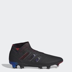 Nemeziz 18+ Firm Ground Boots. Football da1a1621f75