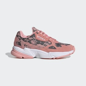 adidas - Falcon Shoes Glow Pink / Cloud White / Core Black EF4981