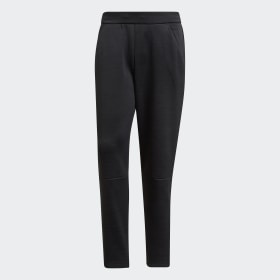 adidas - adidas Z.N.E. Tapered Tracksuit Bottoms Zne Htr / Black CX0702