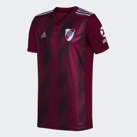 Camiseta Visitante Club Atlético River Plate