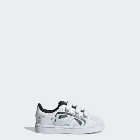 adidas Superstar 80s Primeknit, Scarpe da Ginnastica Basse