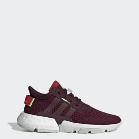 Women s Red adidas Shoes   Sneakers  ea3e9e95d9