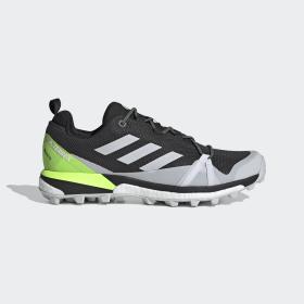 adidas - TERREX Skychaser LT GTX Schuh Core Black / Dash Grey / Signal Green EF4599