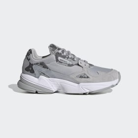 adidas - Falcon Shoes Grey Two / Cloud White / Core Black EH3518