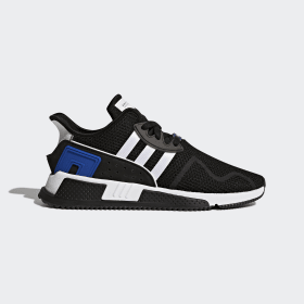 adidas - EQT Cushion ADV Shoes Core Black / Cloud White / Collegiate Royal CQ2374