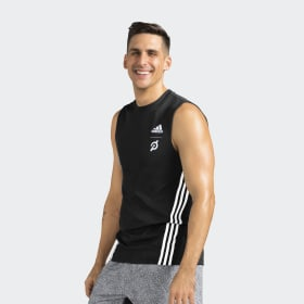 adidas x Peloton 3-Stripes Sleeveless Top