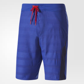 adidas - Crazytrain Elite Shorts Blue / Mystery Ink BR3717