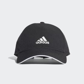 adidas - C40 Climalite Cap Black / Black / White CG1781