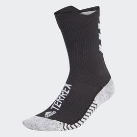 Terrex Techfit Primegreen Traxion Crew Socks