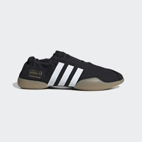 adidas - Taekwondo Shoes Core Black / Cloud White / Gum 3 D98205