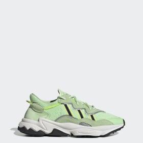 adidas chaussure homme vert