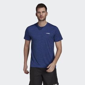 adidas - T-shirt Terrex Tivid Bold Blue GV4780