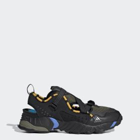 Sneakers Borrelås Svart   adidas NO