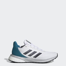 Experience SolarBOOST the newest running shoe from adidas
