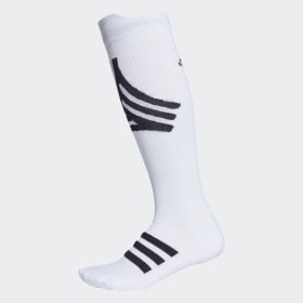 adidas - Alphaskin Graph Cushioned Socks White / Black DT7911