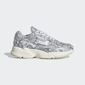 adidas - Falcon Shoes Off White / Grey Two / Cloud White EF4975