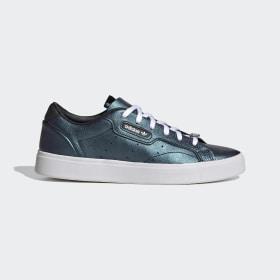 adidas - adidas Sleek Schuh Core Black / Crystal White / Cloud White FV3403