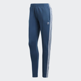 adidas - SST Tracksuit Bottom Blue / Dark Steel CE2402