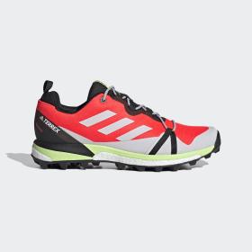 adidas - TERREX Skychaser LT GTX Schuh Solar Red / Dash Grey / Signal Green EH2426