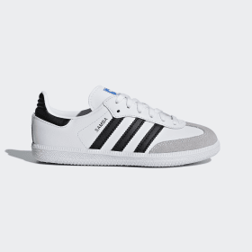 adidas - Samba OG Shoes Cloud White / Core Black / Crystal White BB6975