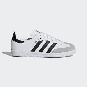 adidas - Samba OG Shoes Cloud White / Core Black / Crystal White BB6975