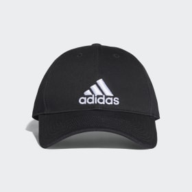 adidas - Classic Six-Panel Cap Black / White / White S98151
