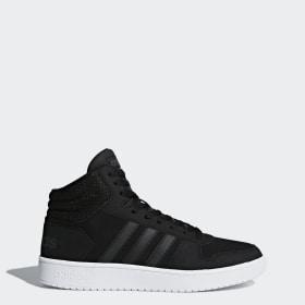 Buty Adidas Originals Adria Mid S77386 damskie czarne