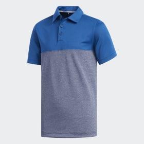 07f9878fd Heather Colorblock Polo Shirt · Boys Golf