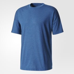 adidas - adidas Z.N.E. T-Shirt Blue Night CE9555