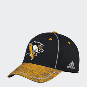 Penguins Flex Draft Hat