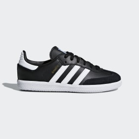 adidas - Samba OG Shoes Core Black / Cloud White / Cloud White B42126