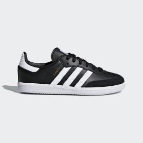 adidas - Samba OG Shoes Core Black / Cloud White / Cloud White B42126