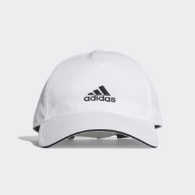 adidas - C40 Climalite Cap White / Black / Black CG1780