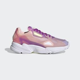 adidas - Falcon Shoes Bliss Purple / Shock Purple / Haze Coral FW2486