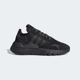 adidas - Nite Jogger Shoes Core Black / Carbon / Grey Five DB2807