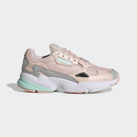 adidas - Falcon Shoes Icey Pink / Clear Mint / Grey Two FX7196