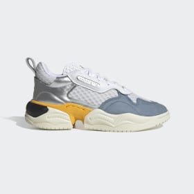 adidas - Supercourt RX Shoes Crystal White / Core Black / Off White FV3700