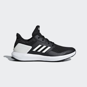 adidas - RapidaRun Knit Shoes Core Black / Cloud White / Carbon AH2610