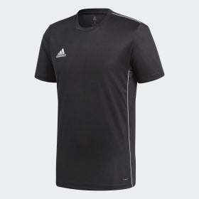 adidas - Core 18 Training Jersey Black / White CE9021