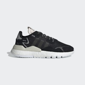 adidas - Zapatilla Nite Jogger Core Black / Carbon / Raw White CG6253